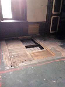 Bestandmaterial öffnungen für Baugutachten