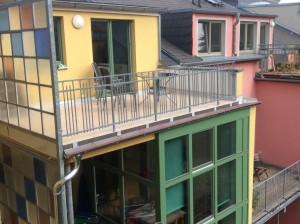 Dachterrassensanierung