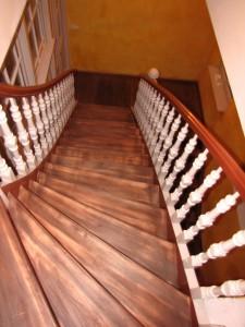 Treppenhausgestalltung